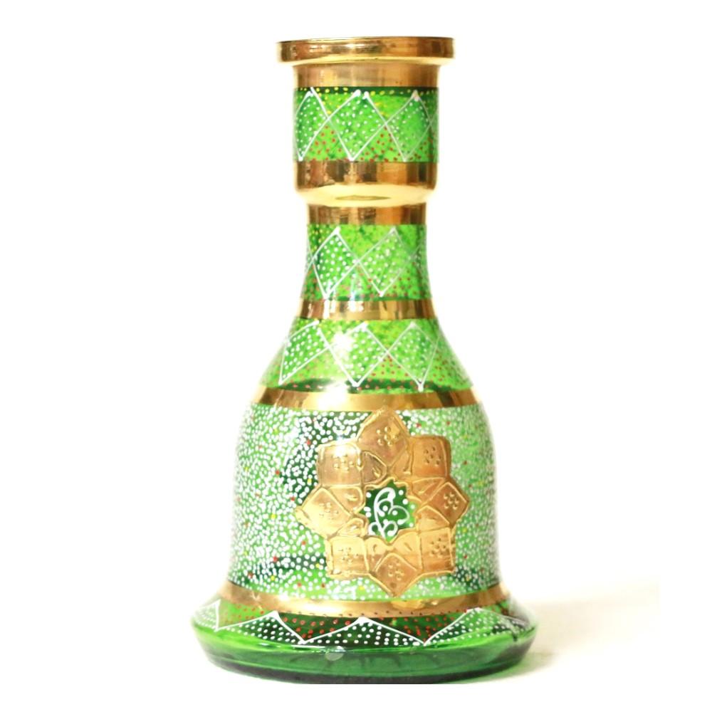 Agami víztartály   26 cm   Zöld hópihe
