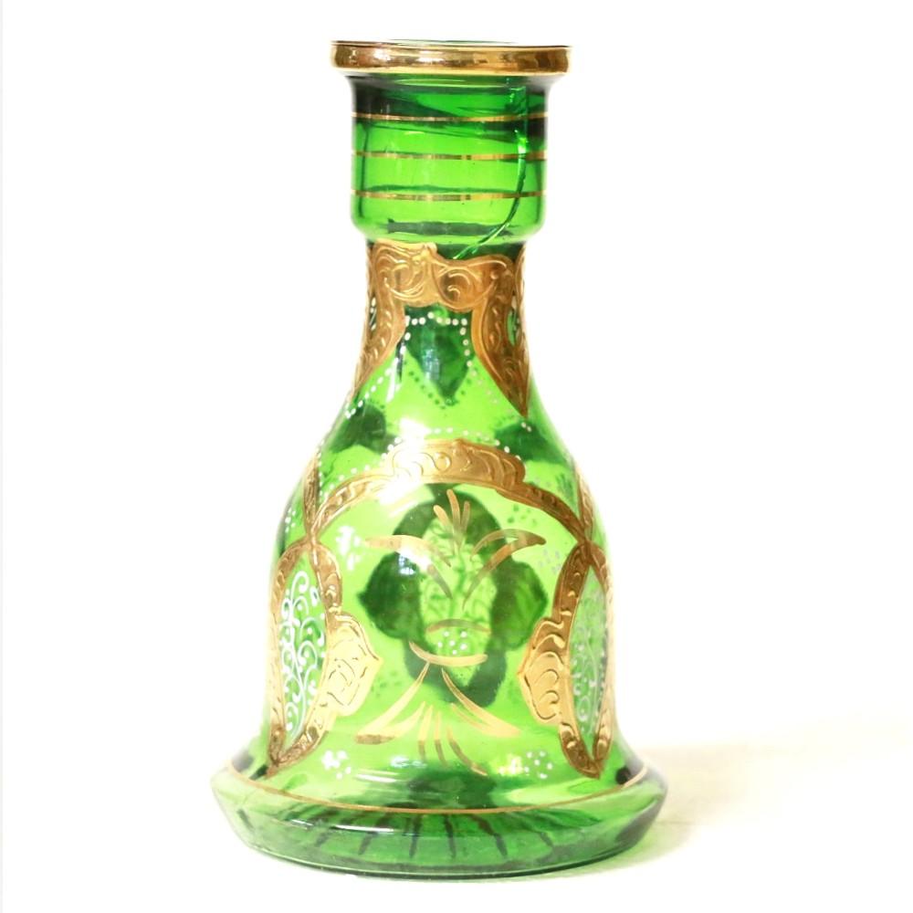 Agami víztartály | 26 cm | Zöld mintás