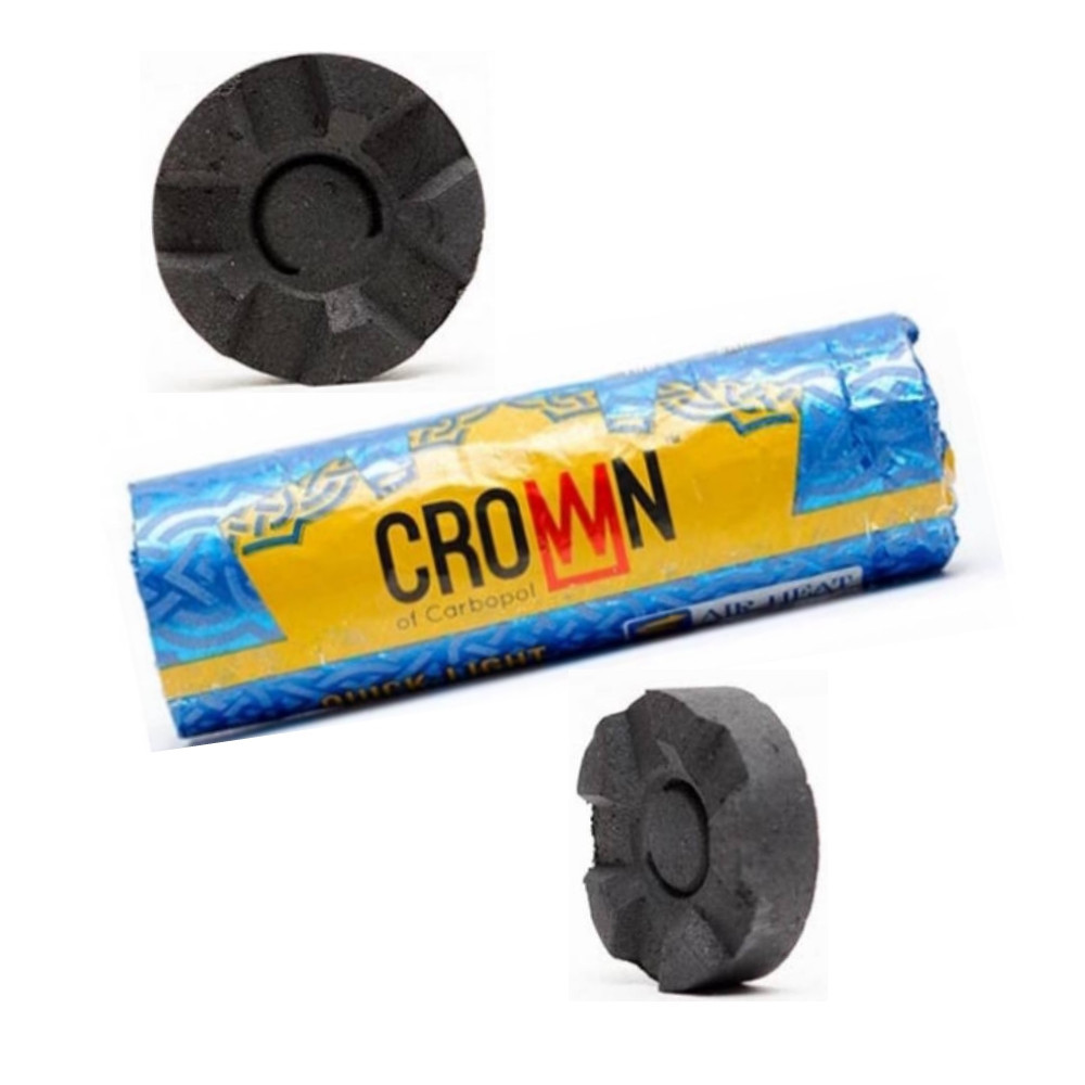Carbopol Crown | 40 mm | 10 db