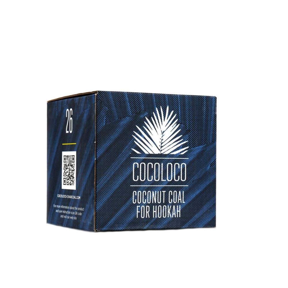 Cocoloco vízipipa szén | 1 kg