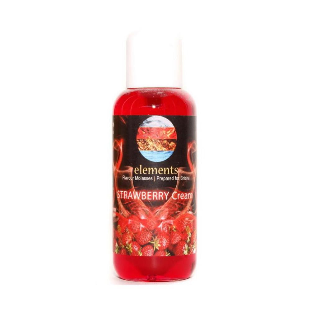 Elements dohányízesítő | 100 ml | Strawberry cream