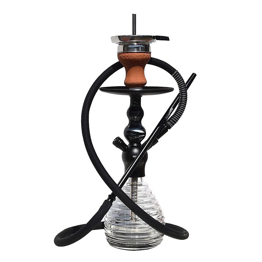 Hookah Flame Helin | 45 cm | Fekete