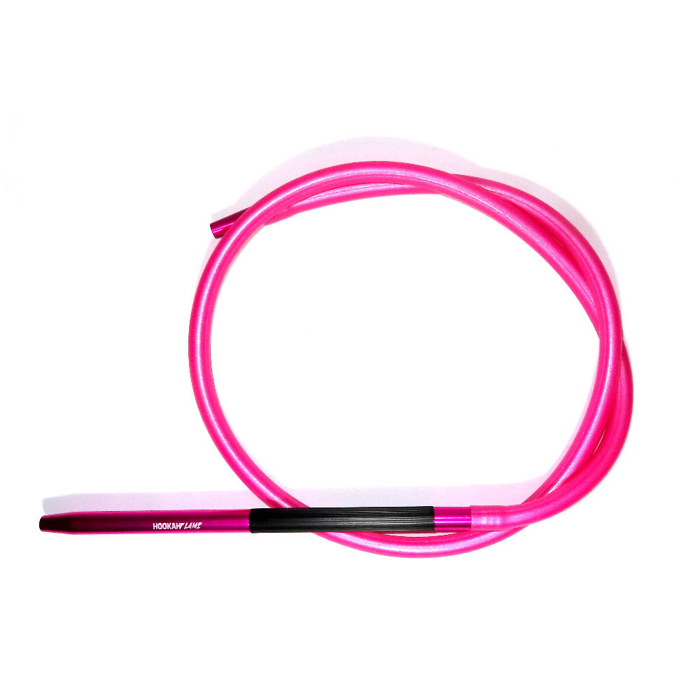 Hookah Flame szívócső | 190 cm | Pink