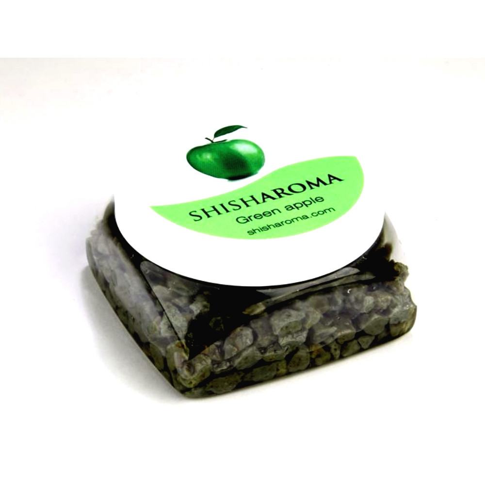 Shisharoma | Green Apple | 120 gr