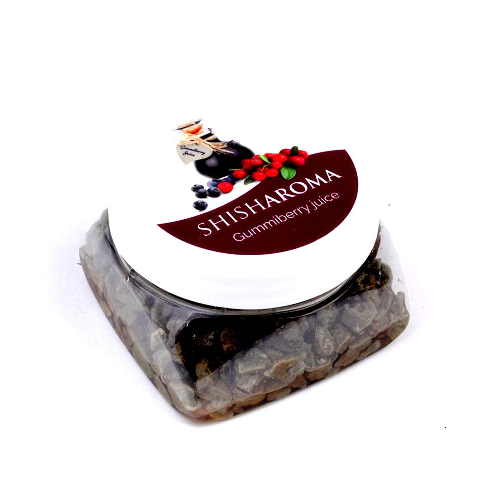 Shisharoma | Gumibogyószörp | 120 gr