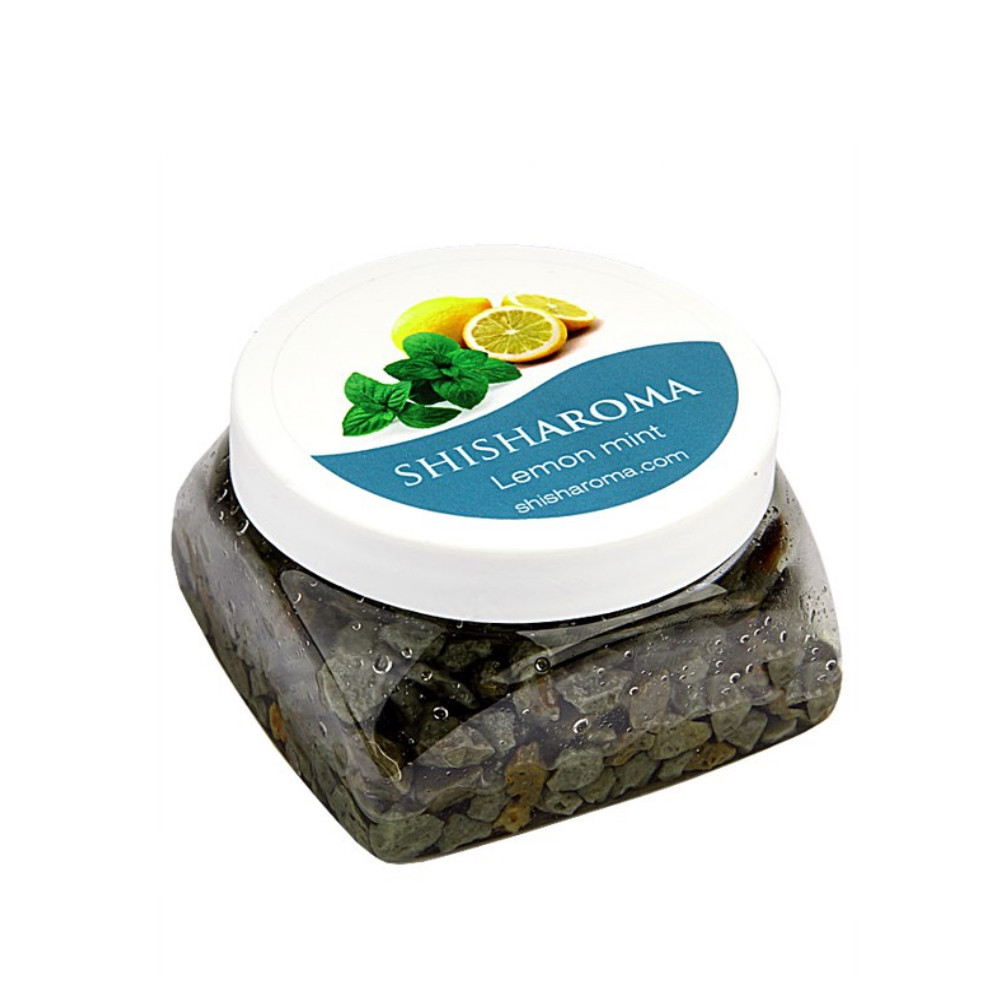 Shisharoma | Lemon mint | 120 gr