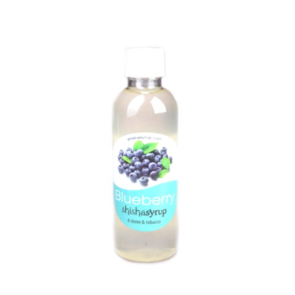Shishasyrup | áfonya-menta | 100 ml