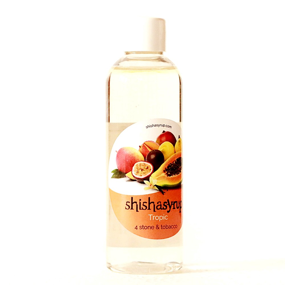 Shishasyrup   Tropic 2 új   100 ml