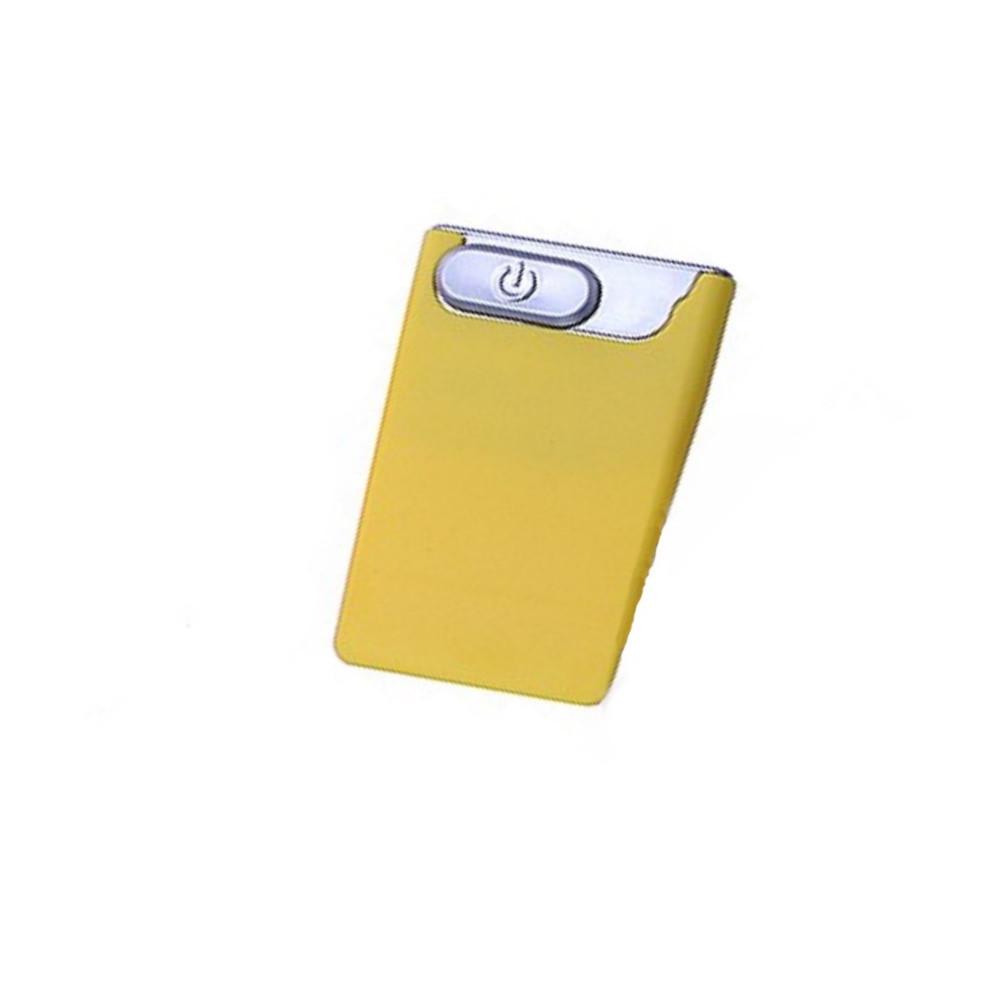 USB öngyújtó ultravékony   sárga
