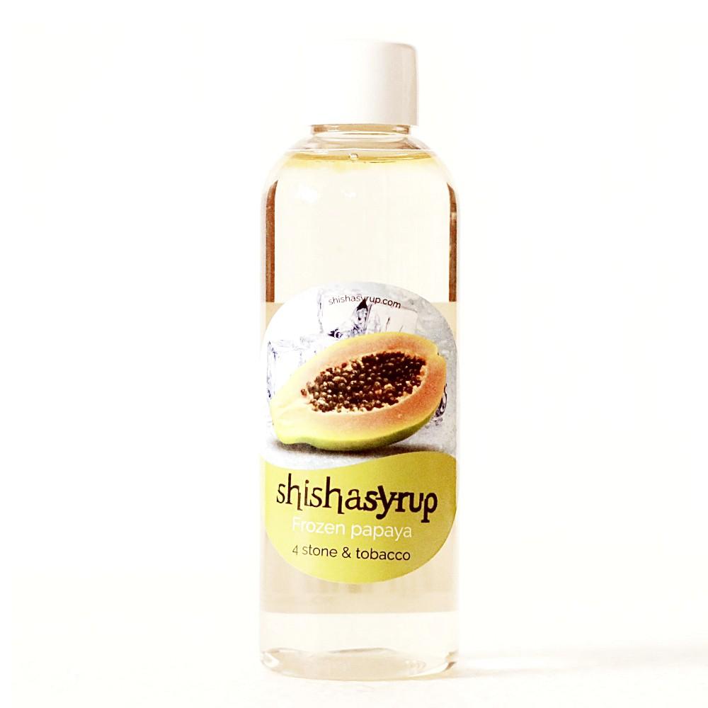 Shishasyrup | Jeges Papaya | 100 ml