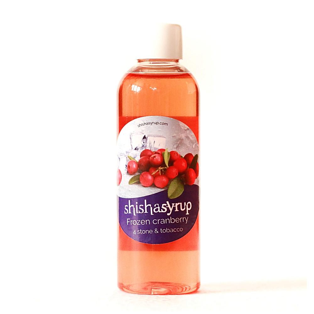 Shishasyrup | Jeges vörös áfonya  | 100 ml