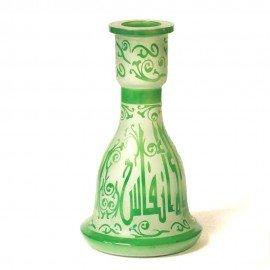 Arab betűs | 26 cm | Zöld