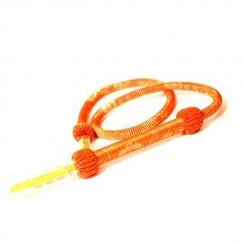 Díszes szívócső | Narancs | 185 cm