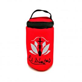 El Nefes vízipia kerámia táska | Piros