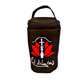 El Nefes vízipia kerámia táska | Fekete