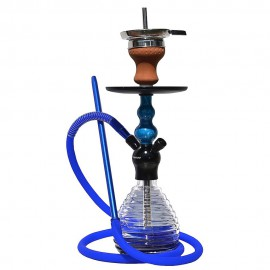 Hookah Flame Helin | 45 cm | Kék