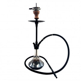 Hookah Flame Marvelous  | 55 cm | Fekete