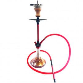 Hookah Flame Marvelous  | 55 cm | Piros