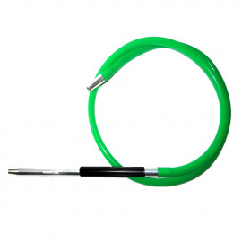 Hookah Flame szívócső | 190 cm | Zöld