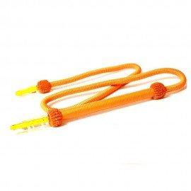 Hosszú szívócső | Narancs | 210 cm