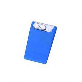 USB öngyújtó ultravékony | Kék