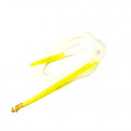 Vendég cső | Sárga | 150 cm