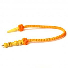 TM szívócső | 85 cm | Narancssárga