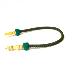 TM szívócső | 85 cm | Zöld